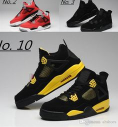 15e3fa0d8b5d Comfortable orthopedic shoes are your best choice for high quality retroes  4 basketball shoes men women