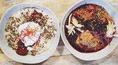 Porridge at 26 Grains, London