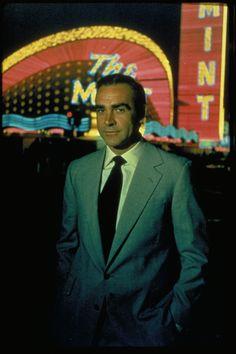 Bond in Vegas -- Diamonds Are Forever