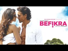 Presenting latest song Befikra feat Tiger Shroff, Disha Patani composed by Meet Bros and penned by Kumaar. The video is directed by SAM BOMBAY. Bollywood Movie Songs, Latest Bollywood Movies, Bollywood News, New Hindi Songs, Best Songs, Indian Movie Songs, Hollywood Songs, 2016 Songs, Indian Music