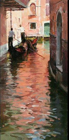 Venice Pastel -- posted by  BettyBoop4w33t4 on Indulgy; via outdoorpainter.com