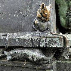 Gertraudenbruck, mouse
