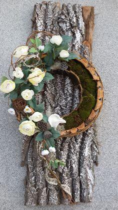 Dekoracja nagrobna, florystyka funeralna, Wszystkich Świętych, 1 listopada
