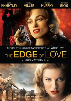 """""""The Edge of Love"""" poster"""