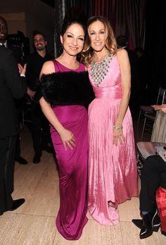 #TBT Gloria and Jessica Parker