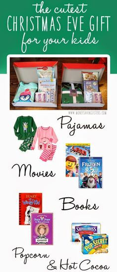 Awesome Christmas Eve Gift Idea For Your Kids