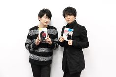 「ACCA13区監察課」下野紘×津田健次郎 インタビュー 第1回 (3/3) - コミックナタリー Power Push Voice Actor, Famous People, Actors & Actresses, The Voice, Acting, Japanese, Comics, Cute, Japanese Language