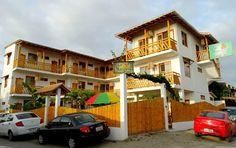 Hotel en Olón Ecuador, a una cuadra de la playa  http://lamariposahostal.com/ #hotel #Olon #habitaciones #travel #PlayasEcuador #hospedaje