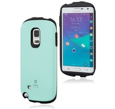 The iFace Sensation case for the Galaxy Note Edge has been specifically designed and crafted to offer amazing protection despite being and beautiful in appearance. The TPU case features improved shock absorption on the top, bottom and corners to effectively protect the Galaxy Note Edge against external impact.