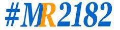 #MR2182  Our Social Hashtag!