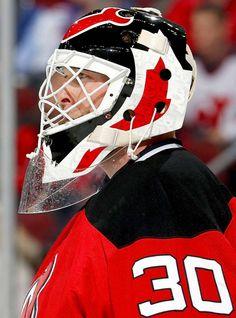 NHL goalie masks of 2013 Nhl Hockey Teams, Hockey Goalie, Hockey Players, Ice Hockey, Sports Teams, Patrick Roy, Nfl Highlights, Martin Brodeur, Canada Hockey