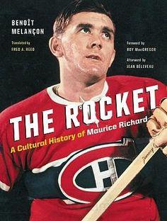 The Rocket. Maurice Richard
