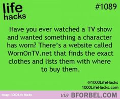 If You've Ever Wanted A TV Show Character's Closet…