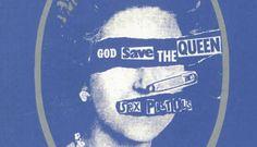 Jamie Reid God Save The Queen
