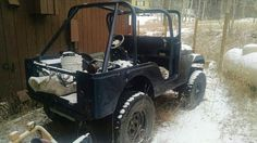 1959 Willys CJ-5 Base - Photo submitted by Brian Adkins.