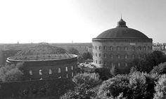 Ausstellungen der 360°-Panoramen von Yadegar Asisi
