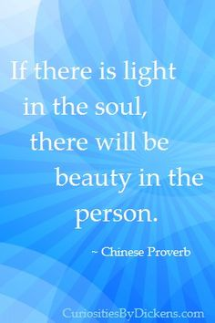 the soul quotes | Light in the soul…