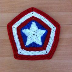 hmmm....avengers quilt with a granny square (granny pentagon?) for each hero?