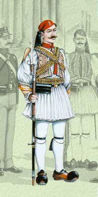 Hellenic Army, Greek Language, Army Uniform, World War One, Russian Fashion, Military History, Punk, 19th Century, French