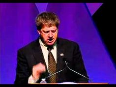 "Patrick Kennedy: ""A Neuroscience 'Moonshot': Rallying a New Global Race for Brain Research"""