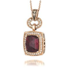 Meet the #LeVian Chocolatier Necklace. Now this is a statement #pendant!..... Yes Sirrrr