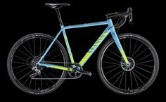 Canyon updates aluminum Inflites in time to start cyclocross racing