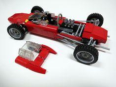 Lego Ferrari 1963