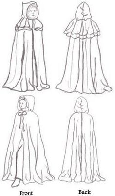 Free Cloak Pattern