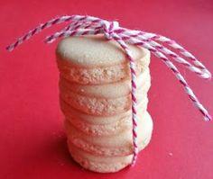 Rezept für Eierplätzchen - Nordfrieslands Antwort auf Macarons
