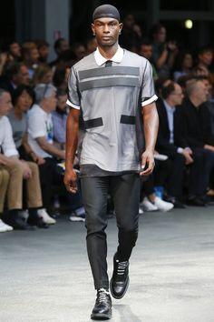 Paris Fashion Week - Frühjahr/Sommer 2015: Givenchy - GQ