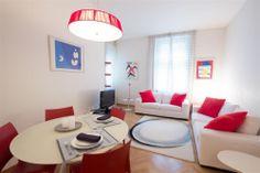 1 bedroom apartment for rent, Polská, Prague Vinohrady Prague, Flat Rent, Floor Chair, Apartments, Corner Desk, Flooring, Boutique, Bedroom, Furniture