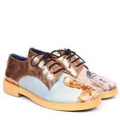 Irregular Choice Rose Gold Star Wars Droids Shoes