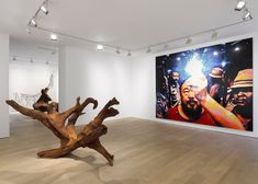 Ai Weiwei: Roots at Lisson Gallery, London - Arte Fuse Refugee Boat, Lisson Gallery, Tree Felling, Ai Weiwei, Giant Tree, Steel Sculpture, Tree Roots