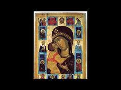 Versuri Colind Basarabean: Tu ești lumina cea sfântă Precistă blagoslovită Că ai născut pre Fiul Sfânt Oamenilor pre pământu'. Tu ești cinste îngerească Și slavă apostolească Biruința sihăstrească, Nădejdea călugărească. La toți sfin