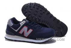 http://www.nikekwazi.com/new-balance-574-suede-classics-mens-navy-grey.html NEW BALANCE 574 SUEDE CLASSICS MENS NAVY GREY Only $76.00 , Free Shipping!