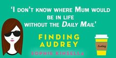 Finding Audrey by Sophie Kinsella Finding Audrey, Video Film, Girls Life, Video Games, Films, Books, Movies, Videogames, Libros
