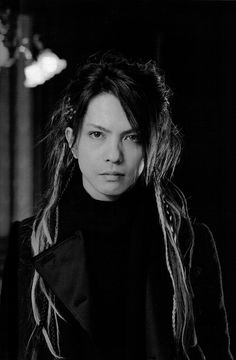 Hyde- lead vocalist for L'Arc-en-Ciel and Vamps