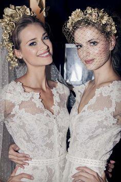 Pronovias Fashion Show Backstage 2014