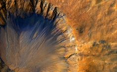 Mars gullies likely contain 'no water', study says