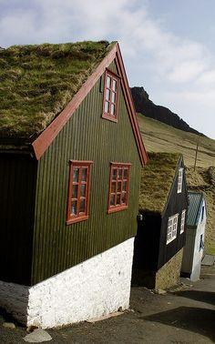 Mykines, Faroe Islands, Denmark