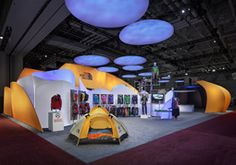 The North Face at Outdoor Retailer 2011 by Transformit