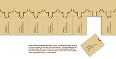 tear off business cards advertising a turkish circumciser