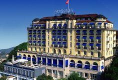 Art Deco Hotel Montana, Lucerne / Luzern, Switzerland