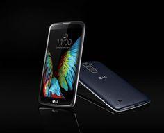 LG K10 and LG K7 smartphones announced at CES 2016 - http://tchnt.uk/1O2JVlM