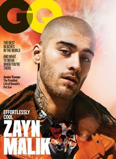 Sebastian Mader photographs British singer Zayn Malik for a retro-inspired cover for the July 2018 issue of GQ USA. In the cover story named ''How Do . Zayn Malik, Niall Horan, Gq Mens Style, Gq Style, Gigi Hadid, Justin Bieber, Gq Usa, Gq Magazine Covers, Ex One Direction
