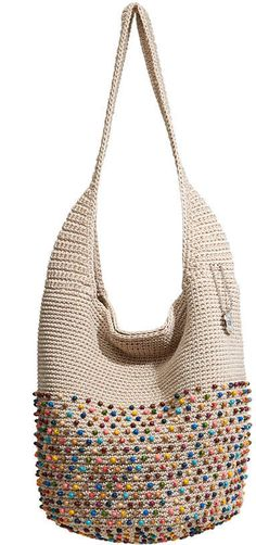 ccede3d84 The Sak Limited Edition Crochet Bali Beads 120 Hobo & Reviews - Handbags &  Accessories - Macy's