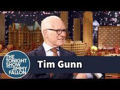 Tim Gunn Is Rocking Sweatpants Thanks to Fencing - YouTube