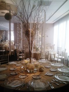 Tablescape for real