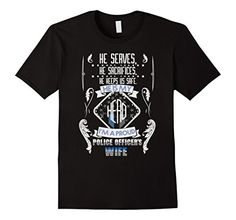 Police Officers Wife-I Am Proud of My Hero Husband-frontside - Male Small - Black Shoppzee Firefighter, Police & Law Enforcement Tee http://www.amazon.com/dp/B01ADW2LD8/ref=cm_sw_r_pi_dp_1Z5Swb1MGACCQ