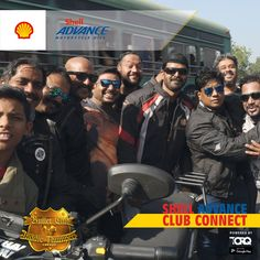 Shell Advance celebrates the spirit of motorcycling clubs in the motorcycling world. As a part of this series , we will connect with motorcycle clubs across Maharashtra and know their story. This time it's Inddie Thumpers..! #TheWinningIngredient #TORQ #TorqRiderApp #bikerlife